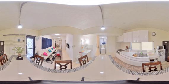 360°カメラやドローン、一眼レフを使って撮影してご紹介