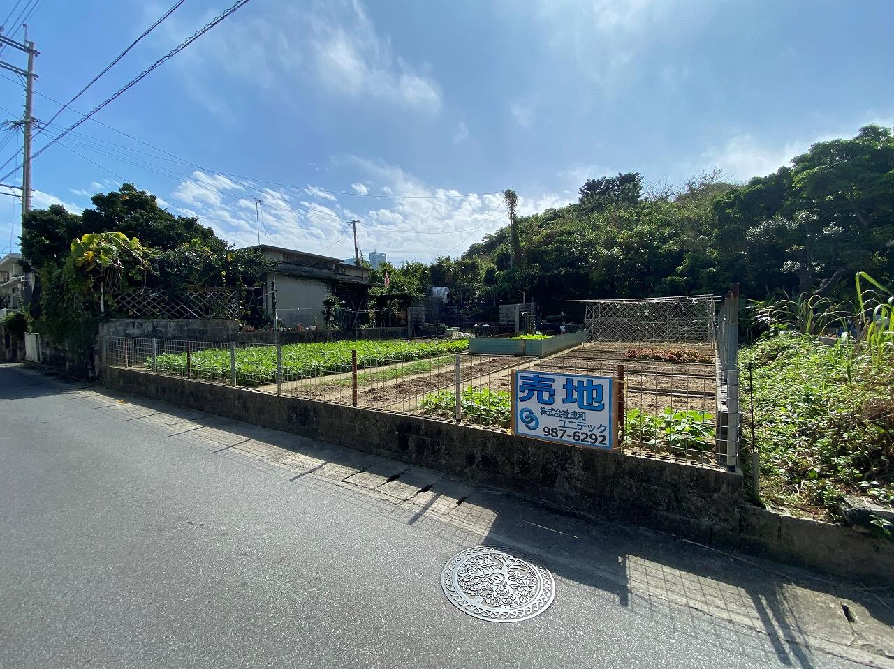 【土地】うるま市与那城屋慶名 670万円
